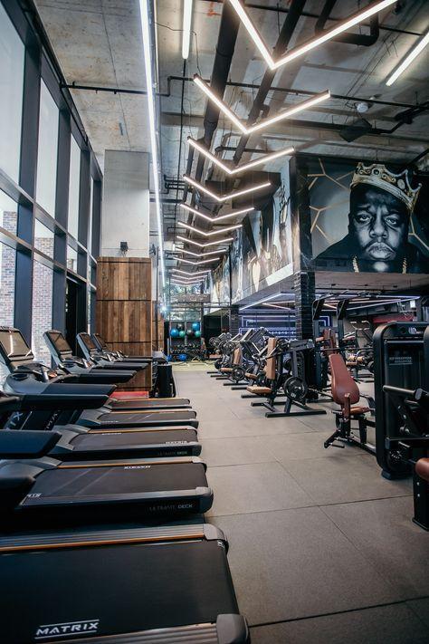 L I G H T I N G Gym Design Gym Lighting Gym Interior