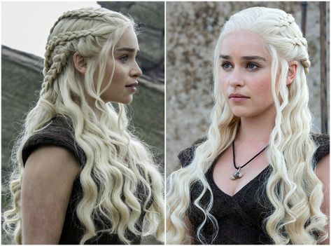 Game Of Thrones Frisuren Khaleesi Hair Hair Styles Long Hair Styles