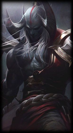 Poster A3 League Of Legends Zed Shen LOL Videojuego Videogame