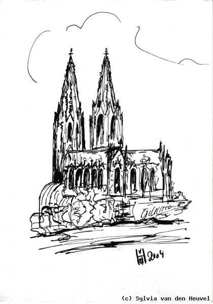 Pin Auf Citys Cologne