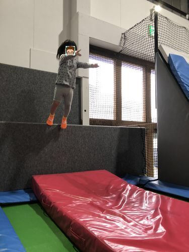 3歳になったら行きたい東京室内アクティビティ施設 室内 遊び場 トランポリン 室内