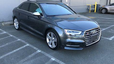 Audi S3 Ceramic Tint