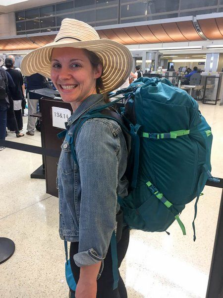 42a2502e0 Meet Melissa and Her Thule Versant 60L Backpack Review | Travel ...