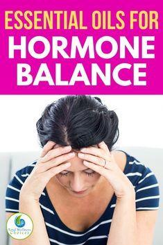 Top 6 Essential Oils for Hormone Balance