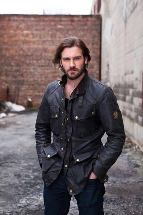 Clive Standen as Rollo in History's