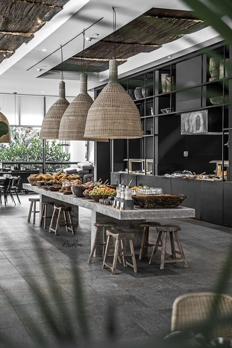 CASA COOK RHODES HOTEL |  OUTDOOR-INDOOR SPACES