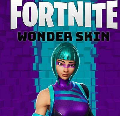 INSTANT CODE FORTNITE HONOR WONDER SKIN #Fortnite #Canada