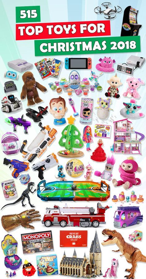 Top Toys For Christmas 2020 List Of Best Toys Top Christmas Toys Hottest Christmas Gifts Christmas Toys