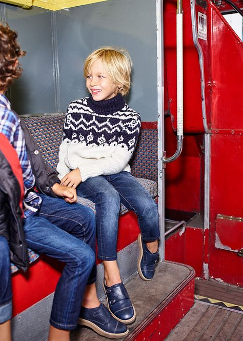 ⌂ Home & Lifestyle: Fashion Campaigns; ZARA Kids Colección