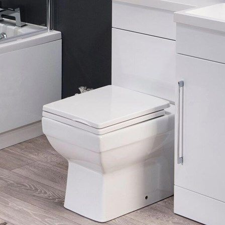 Sensational Harbour Alchemy Square Back To Wall Toilet With Soft Close Unemploymentrelief Wooden Chair Designs For Living Room Unemploymentrelieforg