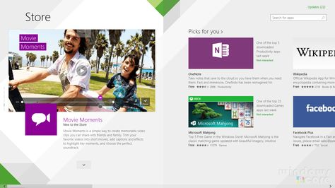 Windows Store for Windows 8/RT reaches 100,000 app milestone after 7 months
