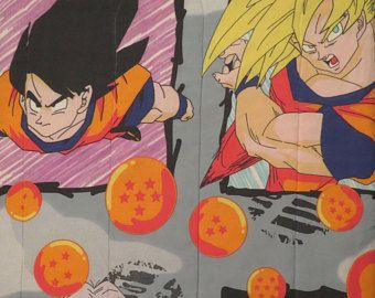 Dragon Ball Z Twin Comforter Twin Comforter Anime Dragon Ball Z