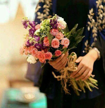 Pin By Madeehaayyaz Farida On Dpz Flowers Floral Beautiful Hijab