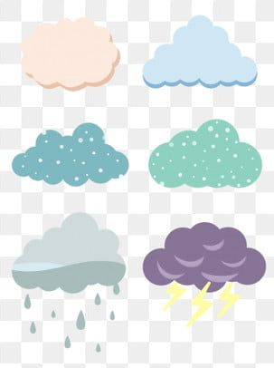 Hand Drawn Cartoon Clouds Raining Thunder Commercial Set Hand Drawn Style Cartoon Cloud Png Transparent Clipart Image And Psd File For Free Download In 2020 Cartoon Clouds How To Draw Hands