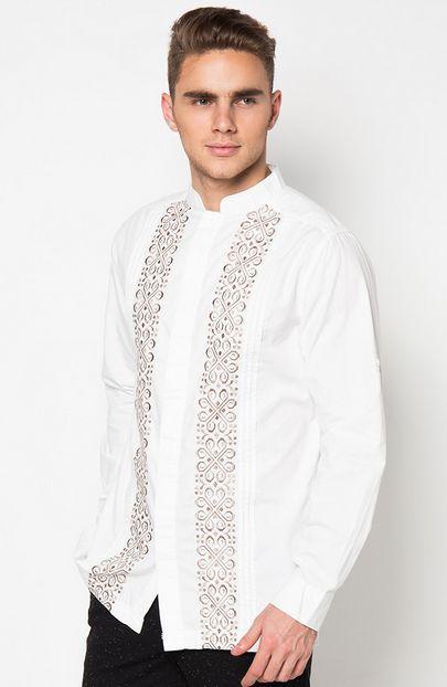 baju koko eksklusif adams elegant suede warna abu muslim modern kontermuslim adam s baju muslim pria pinterest