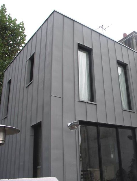 9 best bardage images on Pinterest Modern homes, Facades and House