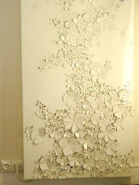 White on white is a very under-utilised area of card making., It ...