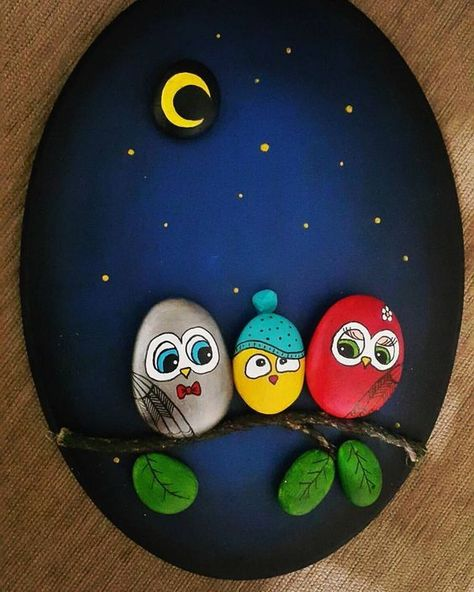 DIY; Home Decoration; Furniture; Wall Decoration; Decorative Painting; Painted Stones; Painted Rocks;Stone DIY; Creative DIY; Stone DIY Decoration; Simple DIY; DIY Painting