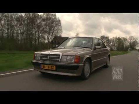 Classics & Youngtimers - Mercedes E 190 2.5-16