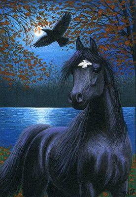 Horses Running Diamond Painting