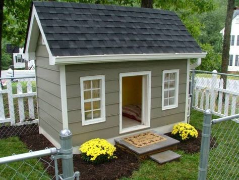 40 Trendy Diy Dog House Outdoor With Ac Cool Dog Houses Luxury Dog House Dog House Diy