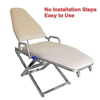 Marvelous Sponsored Ebay Portable Dental Folding Chair Unit Cuspidor Pabps2019 Chair Design Images Pabps2019Com