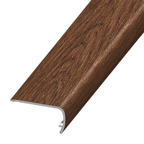 Versatrim Versa Edge Molding Universal Stair Nose Laminate Molding Suitable For Laminate Flooring Vinyl Ha Laminate Stairs Laminate Flooring Stair Nosing