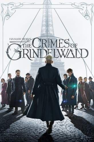 Fantastic Beasts The Crimes Of Grindelwald فشار Fushaar Crimes Of Grindelwald Fantastic Beasts Movie Fantastic Beasts Series