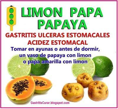 Frutas Buenas Para Curar La Gastritis Crónica Remedios Para La Gastritis Gastritis Remedios Nutrición