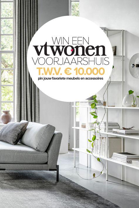 40 Ideeen Over Mijn Vtwonen Voorjaarshuis 2020 Vloerkleed Patronen Kantoordecoratie Witte Boekenplanken