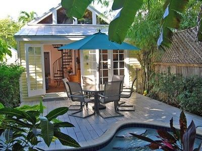 Old Town Cottage Deck   Key West, Florida | Key West Style | Pinterest | Key  West Florida, West Florida And Key West