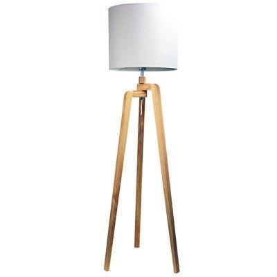 Alba Wooden Tripod Floor Lamp In 2020 Wooden Tripod Floor Lamp Tripod Floor Lamps Scandinavian Lamps