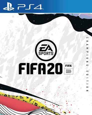 Electronic Arts Fifa 20 Deluxe Edition Ps4 Fifa 20 Fifa Playstation