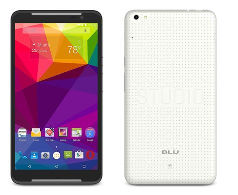 BLU launches the dual SIM Studio 7.0 LTE, sells for $199