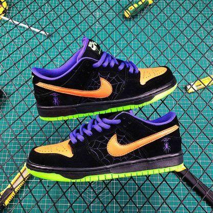 Devilish Nike Sb Dunk Lo Night Of Mischief New Sale Nike Nike Sb Nike Sb Dunks