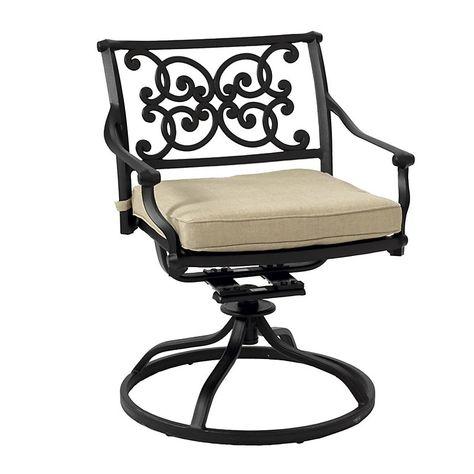 amalfi swivel rocker with cushion in 2019 products furniture rh pinterest ie