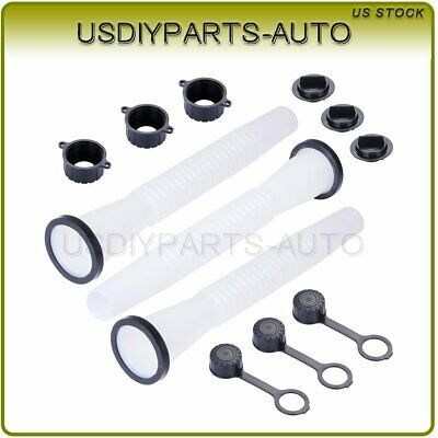 Ad Ebay Url 3 Sets Replacement Gas Can Spout Part Kit Stopper Vent Cap Gasket Fuel Container In 2020 Gas Cans Container Spout
