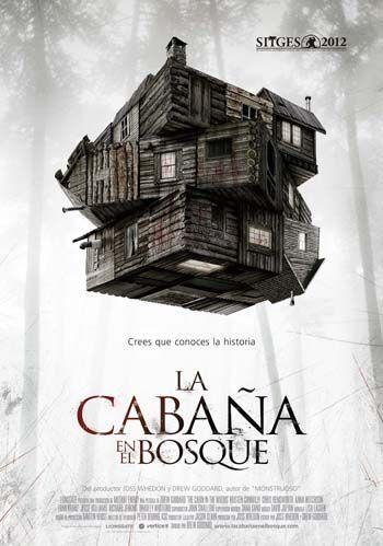 Nueva Pelicula La Cabana En El Bosque Generacion Young O Segredo Da Cabana Cartazes De Filmes De Terror Filmes
