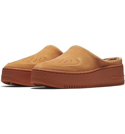 7af9e1f6a88 Nike Air Force 1 Lover XX Slip-On Mule Sneaker (Women)