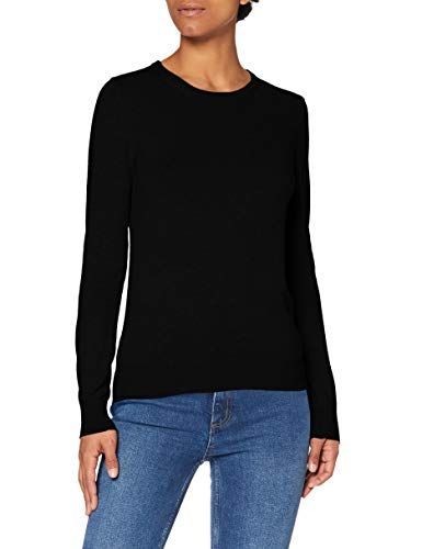 Marque Pull Long Col Ras du Cou Femme find