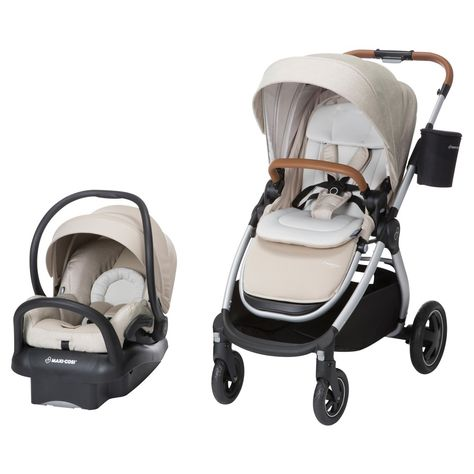Maxi Cosi Adorra Travel System Nomad Sand Stroller & Mico MAX 30 Car Seat - Carseat Stroller - Ideas of Carseat Stroller - Maxi Cosi Adorra Travel System Nomad Sand Stroller & Mico MAX 30 Car Seat Price : Car Seat And Stroller, Baby Car Seats, Pram Stroller, My Bebe, Small Baby, Baby Essentials, Baby Gear, Future Baby, Baby Love