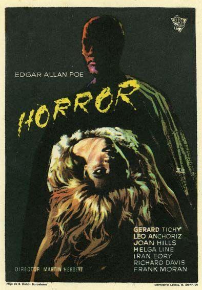 Horror 1963 De Alberto De Martino Tt0057155 Peliculas Completas Peliculas Cine De Terror