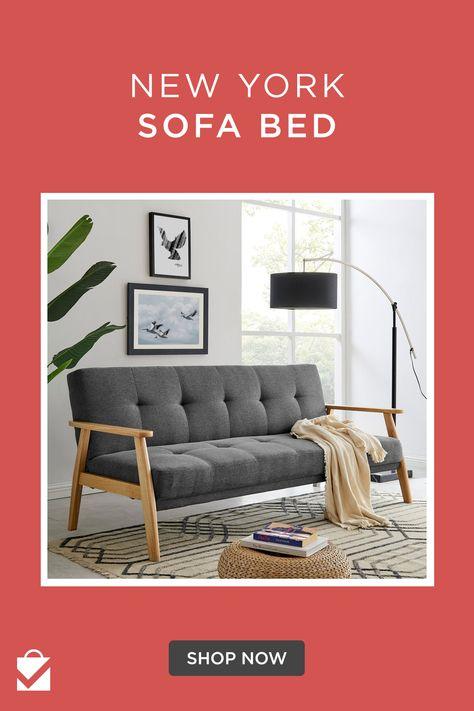 Comfortable & Stylish New York Sofa Bed