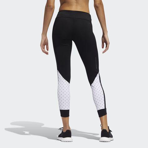 Adidas Performance Lauftights Schwarz