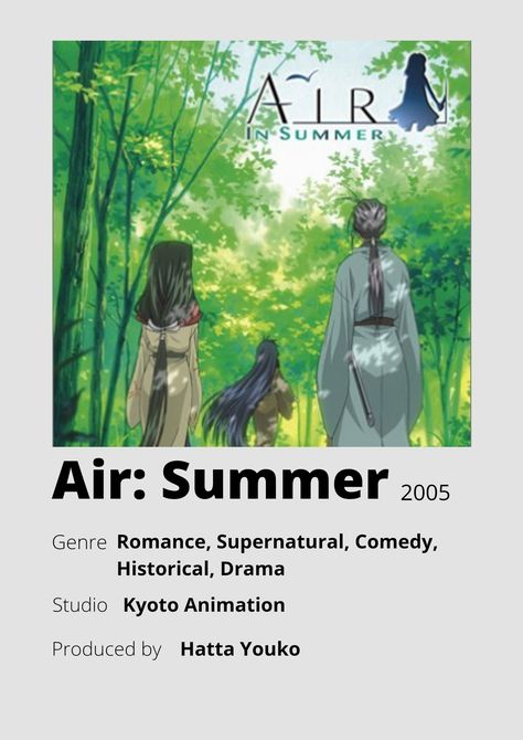 Air: Summer Special