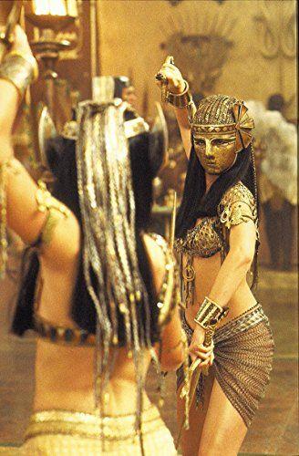 Meela Nais/Anck-Su-Namun - Patricia Velasquez - The Mummy Returns 2001