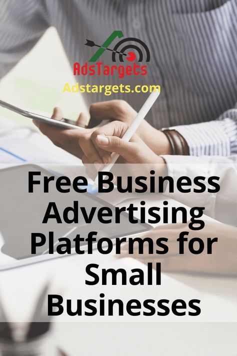 Free Business Advertising Platforms for Small Businesses