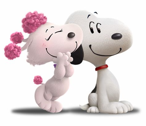 Fifi And Snoopy by BradSnoopy97 on DeviantArt