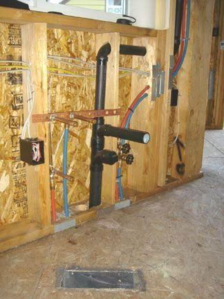 Jason Morneau Saved To Plumbingpin82plumbing Pex Water Lines Drain Wa Pex Plumbing Plumbing Pex Tubing