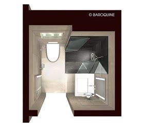 Baroquine Hotelbader Standard Bad 2 Qm Hh Winterhude Kleines Bad Gestalten Kleine Badezimmer Design Kleiner Duschraum